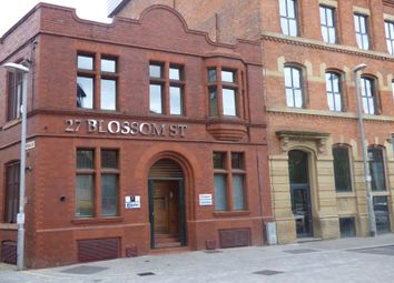 Thumbnail Office to let in 27 Blossom Street, Ancoats, Manchester