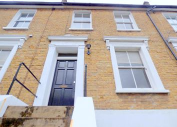 Thumbnail 4 bed terraced house to rent in Mercia Grove, London
