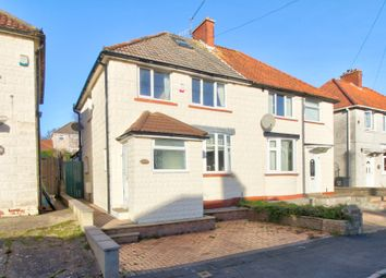 Thumbnail 3 bed semi-detached house for sale in Gaer Park Drive, Newport