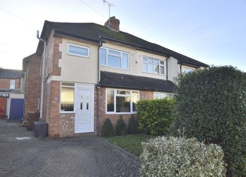 Thumbnail 3 bed semi-detached house for sale in Naunton Way, Cheltenham, Gloucestershire