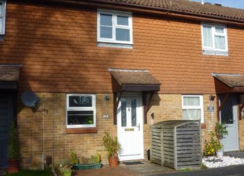 Thumbnail 2 bedroom terraced house to rent in Amethyst Grove, Waterlooville