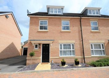 Thumbnail 4 bed town house for sale in 4 Burden Mews, Tadcaster, Leeds