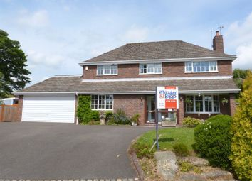 Thumbnail 3 bed detached house for sale in Cedar Court, Congleton, Cheshire