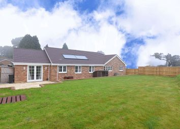 Thumbnail 4 bed detached bungalow for sale in Rooksfield, Bishops Green, Newbury