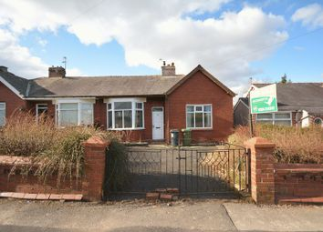Thumbnail 2 bed semi-detached bungalow for sale in Willows Lane, Accrington