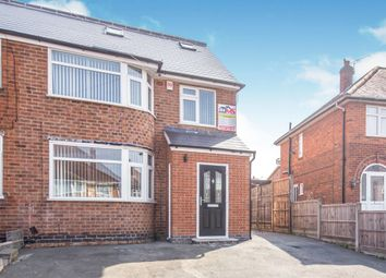4 bed semi-detached house for sale in Parkstone Road, Leicester LE5