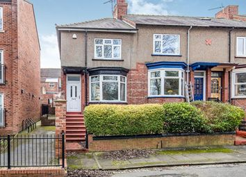 Thumbnail 3 bed terraced house to rent in Pendower Street, Darlington