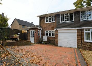 Thumbnail 4 bed end terrace house for sale in Briarfield Gardens, Waterlooville