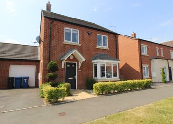 Thumbnail 4 bed detached house for sale in Priory Avenue, Hawksyard Estate, Rugeley