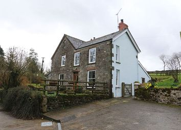 Thumbnail 4 bed detached house for sale in Cyffig, Whitland, Carmarthenshire