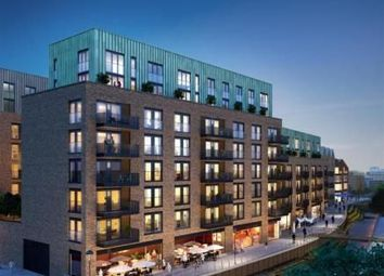Thumbnail 1 bed flat for sale in Shoreham Gardens (West), The Rams Quarter, 11 Armoury Way, Wandsworth