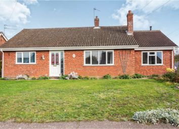 Thumbnail 3 bed detached bungalow for sale in Burgh Lane, Dereham