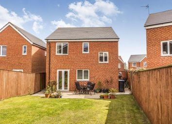 Thumbnail 3 bed detached house for sale in Meadowfield, Burnhope, Durham
