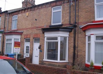 Thumbnail 2 bed terraced house to rent in Candler Street, Scarborough