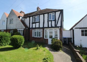 Thumbnail 3 bed semi-detached house for sale in Beaumont Road, Worthing