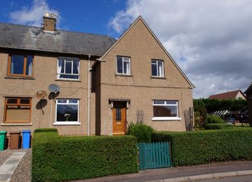 Thumbnail 3 bed flat for sale in Station Park, Lower Largo, Leven