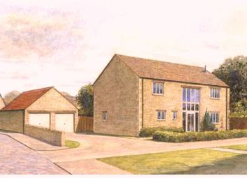 Thumbnail 4 bed detached house for sale in Welmore Road, Glinton, Peterborough
