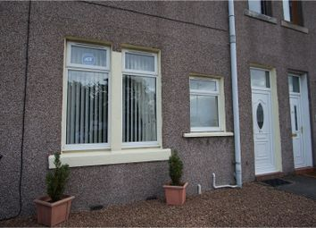 Thumbnail 2 bed flat for sale in Taylor Street, Methil