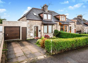 Thumbnail 3 bed semi-detached house for sale in Petrie Crescent, Elgin, Moray