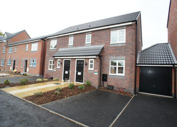 3 bed semi-detached house to rent in Langwith Close, Mickleover, Derby DE3