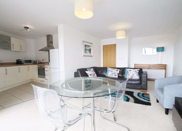 Thumbnail 2 bed flat to rent in Marseille House, Century Wharf, Cardiff Bay
