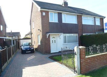 Thumbnail 3 bed semi-detached house for sale in Cumberland Avenue, Leyland