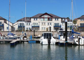 Thumbnail 3 bed flat for sale in Deganwy Quay, Deganwy`