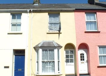 Thumbnail 2 bed terraced house for sale in Hamilton Terrace, Pembroke, Pembrokeshire