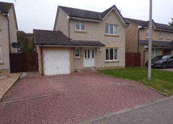 Thumbnail 3 bed detached house to rent in Tormentil Crescent, Balmedie AB23,