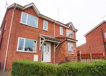 Thumbnail 3 bed semi-detached house for sale in New Bank Street, Leeds