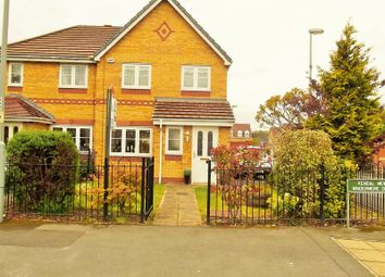 Thumbnail 3 bedroom semi-detached house for sale in Kendal Mews, Kirkby, Liverpool