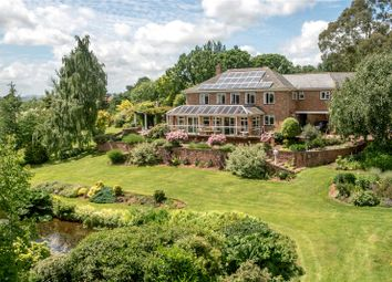 Thumbnail 6 bed detached house for sale in Lodes Lane, Kingston St. Mary, Taunton, Somerset