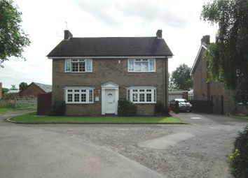 Thumbnail 4 bedroom detached house for sale in Hartwell Road, Long Street, Hanslope