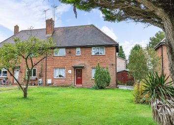 Thumbnail 3 bed semi-detached house for sale in New Town, Copthorne, West Sussex