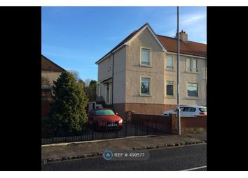 Thumbnail 3 bedroom flat to rent in Gartlea Road, Airdrie