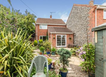 Thumbnail 3 bed detached house for sale in Foundry Close, Northrepps, Cromer