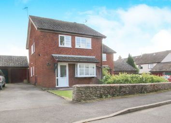 Thumbnail 4 bed semi-detached house for sale in The Bartons, Bishops Lydeard, Taunton
