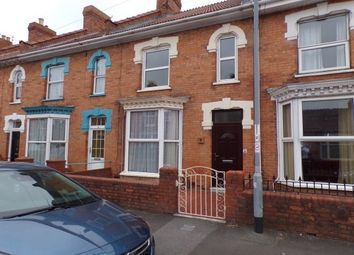 Thumbnail 3 bed terraced house to rent in Camden Road, Bridgwater