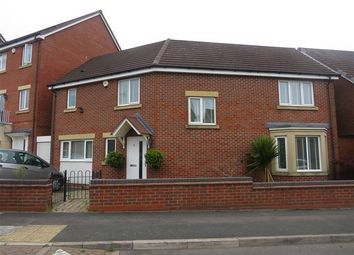 Thumbnail 4 bed detached house to rent in Millport Road, Wolverhampton