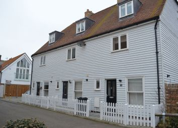 Thumbnail 3 bed terraced house to rent in 3 Victoria Mews, Whitstable, Kent