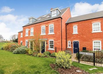 Thumbnail 4 bed town house for sale in Riddy Walk, Kempston, Bedford