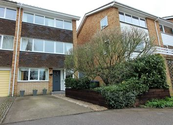 Thumbnail 4 bed end terrace house for sale in Buckingham Avenue, West Molesey