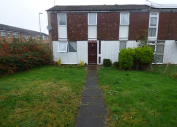Thumbnail 3 bed end terrace house for sale in Ringway, Briar Hill, Northampton, Northamptonshire