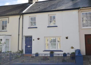 Thumbnail 3 bed terraced house for sale in High Street, Fishguard