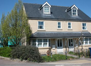 Thumbnail 4 bed semi-detached house to rent in Cromwell Road, Cambridge, Cambridgeshire