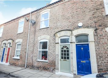 Thumbnail 2 bed terraced house for sale in Frances Street, York