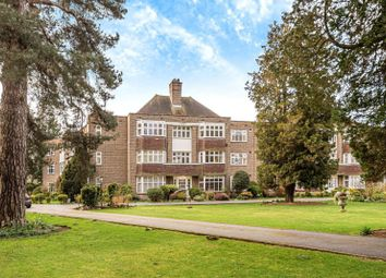 Thumbnail 2 bed flat for sale in Imber Close, Esher