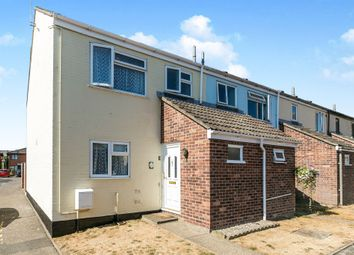Thumbnail 3 bed end terrace house for sale in Hillary Close, Heybridge, Maldon