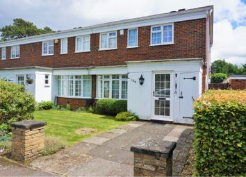 Thumbnail 3 bed end terrace house for sale in Hayes Lane, Kenley