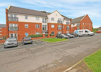 Thumbnail 1 bed flat for sale in Campbell Court, Brook Mead, Laindon
